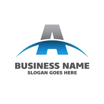 Abstract een business logo