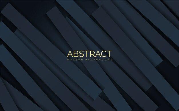 Abstract een van een stapel zwarte balken.
