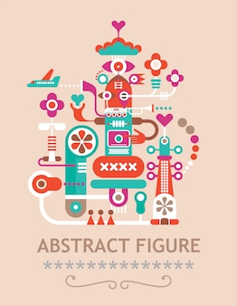 Abstract figuur