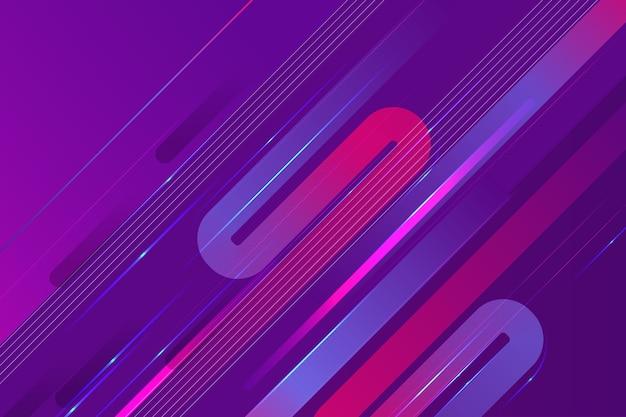 Abstract futuristisch behang