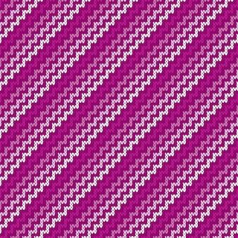 Abstract gebreid patroon. naadloze achtergrond