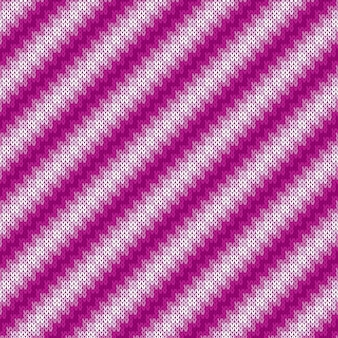 Abstract gebreid patroon