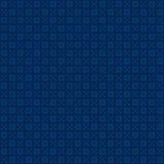 Abstract gebreide trui patroon ontwerp