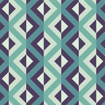 Abstract geometrisch naadloos patroon