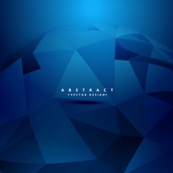 Abstract geometrische 3d vormen de achtergrond