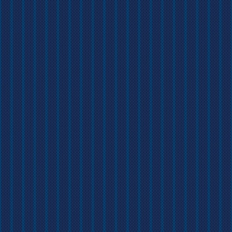 Abstract gestreept gebreide trui patroon
