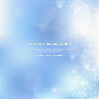 Abstract glitter patroon, achtergrond van fantastische sparkle lichten