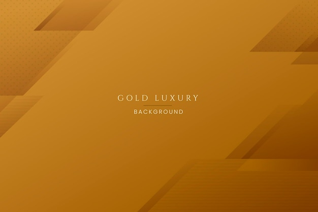 Abstract gouden luxe behang
