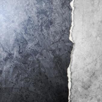 Abstract grunge gebroken muurontwerp. vector kunst achtergrond