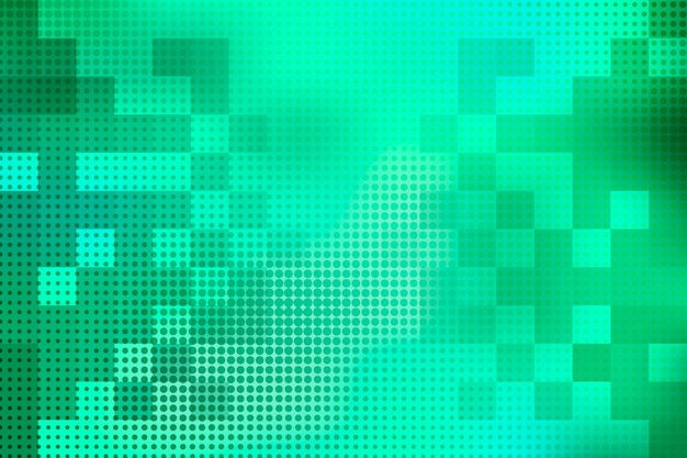 Abstract halftone concept als achtergrond