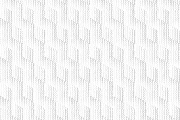Abstract halftoon hexagonaal patroonontwerp van geometrische kunstwerkachtergrond.