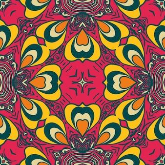 Abstract kaleidoscpe ontwerp