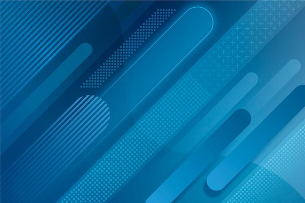 Abstract klassiek blauw thema voor achtergrond