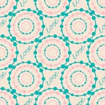 Abstract kleurrijk hipster naadloos patroon