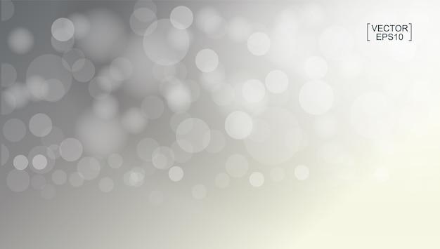 Abstract licht wazig bokeh voor achtergrond. mooie bokeh achtergrond