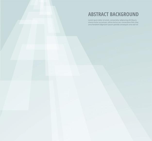 Abstract lichtgrijs behang