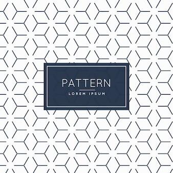 Abstract minimal patroon achtergrond