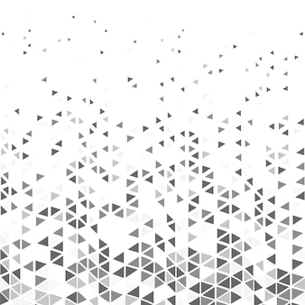 Abstract modern driehoekspatroon