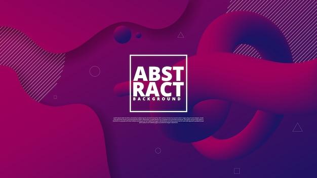 Abstract modern grafisch element.