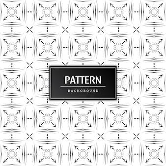 Abstract modern naadloos patroon