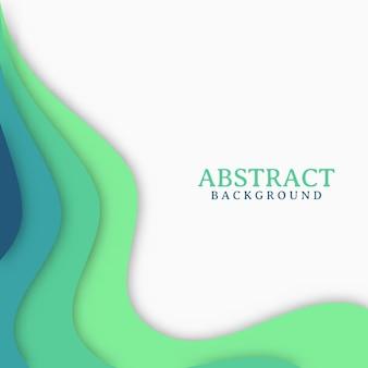 Abstract modern ontwerp als achtergrond met golvende vormen. moderne ontwerpachtergrond met geometrische vorm