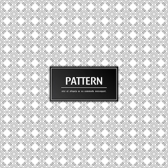 Abstract modern patroon