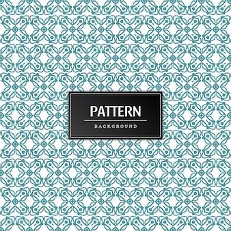 Abstract mooi naadloos patroon decoratief