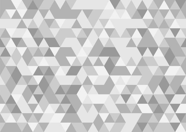 Abstract mozaïek naadloos geometrisch patroon