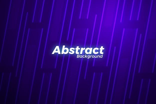 Abstract neon achtergrondontwerp