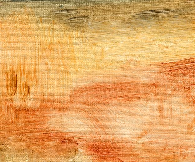 Abstract olieverfschilderij op canvas.textured vector achtergrond. handgetekende olieverfschilderij. abstracte kunst vector achtergrond. fragment van kunstwerk. moderne kunst. kleurrijk geweven canvas.