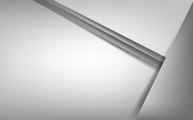 Abstract ontwerp als achtergrond in lichtgrijs