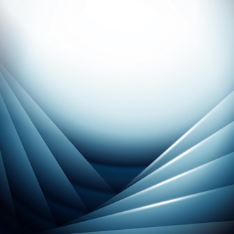 Abstract ontwerp als achtergrond met tinten blauw