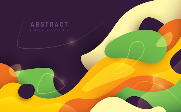 Abstract ontwerp als achtergrond.