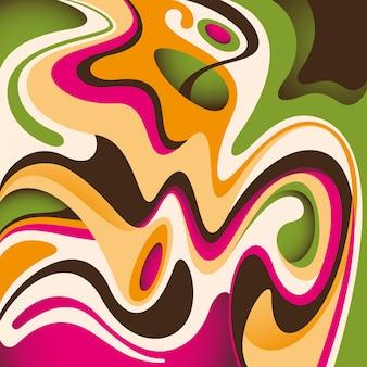 Abstract ontwerp als achtergrond
