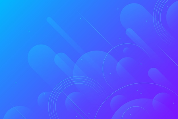 Abstract ontwerp blauwe achtergrond
