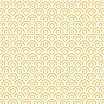 Abstract oosters naadloos patroon