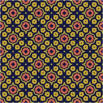 Abstract patroon in minimalistische stijlachtergrond