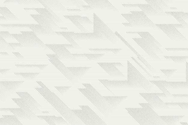 Abstract patroon van de de lijndekking van de nieuwe technologie