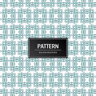 Abstract patroonontwerp stijlvol klassiek achtergrondontwerp