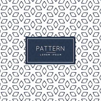 Abstract ruitvorm patroon