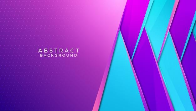 Abstract stijlvol 3d-ontwerp als achtergrond