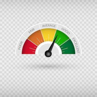 Abstract symbool van snelheid logo-ontwerp