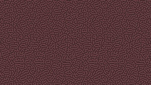 Abstract turing organisch behang