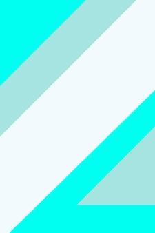 Abstract, vormen tiffany blauw, aqua behang achtergrond vectorillustratie.