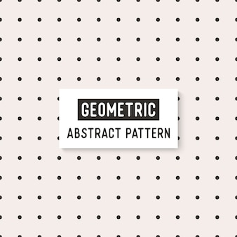 Abstract zwart-wit naadloos patroon