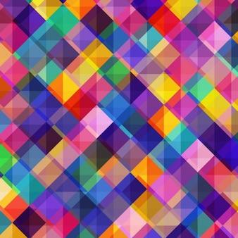 Abstracte 3d kleurrijke achtergrond