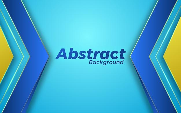 Abstracte 3d-vector achtergrond