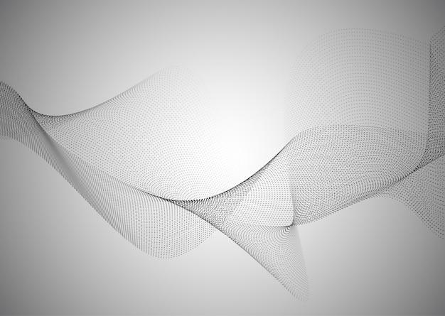 Abstracte aansluitende stippen