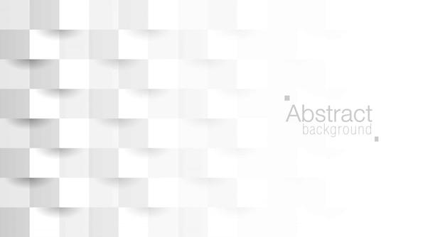 Abstracte achtergrond 3d-papierstijl.
