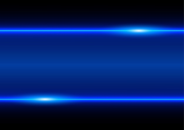 Abstracte achtergrond blue ray-technologie